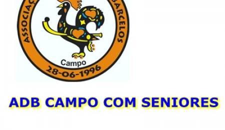 ADB CAMPO avança com seniores
