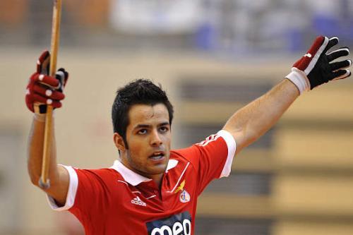Benfica, campeão da primeira volta - Mundo Do Hóquei