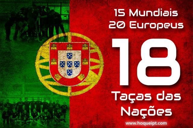 Portugal vence Taça das Nações