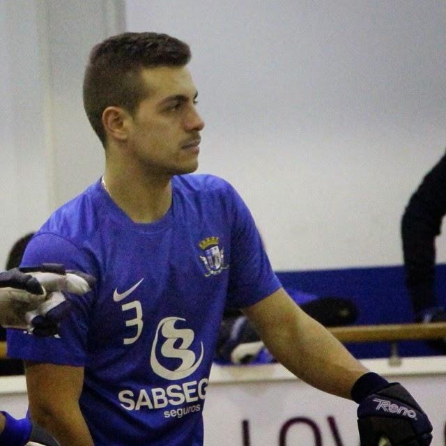 II D - HC Braga volta a ganhar a um lider