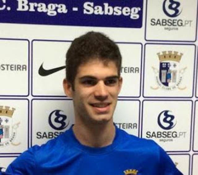 André Ferreira não continua no HC Braga