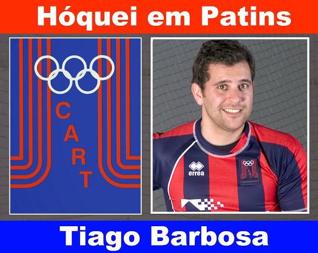 Tiago Barbosa assina pelo Cartaipense