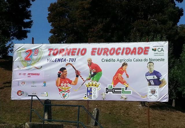 Expetativa enorme em redor do II Torneio Eurocidade em Valença
