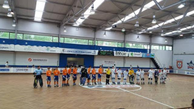 Nacional de Iniciados - HC Braga entra a perder na 2ª fase