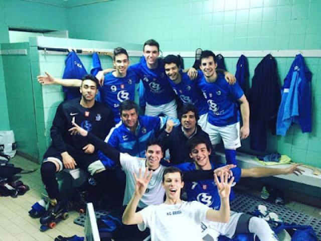 Nacional de Juvenis - HC Braga em busca do