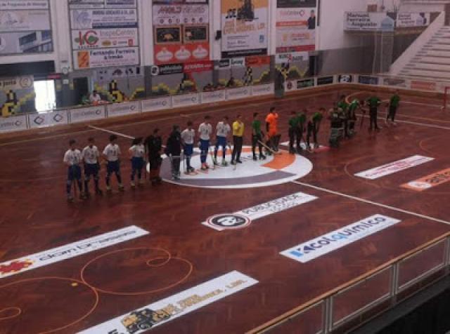 Nacional de Juvenis - HC Braga arredado da luta pelo titulo nacional