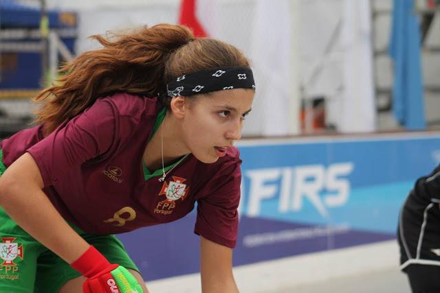 Mundial feminino - Minhota Sofia Silva marca na vitoria de Portugal