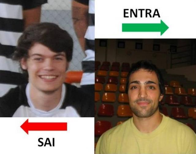 Daniel Ventura abandona, João Mendes regressa