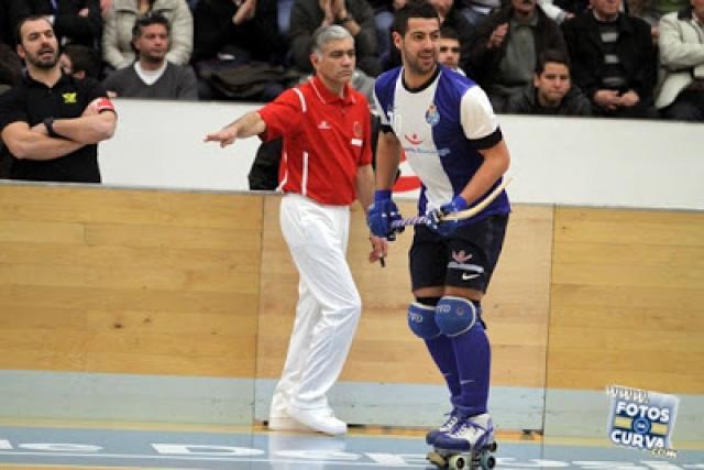 Vítor Hugo antevê jogo com o HC Braga