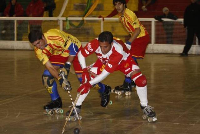 Equipas de San Juan dominam Liga Argentina