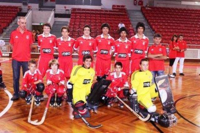 SL Benfica vence regionais