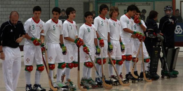 Portugal vence França no Europeu Sub-17