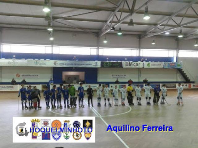 Nacional de Iniciados - Braga vence, ADB Campo perde