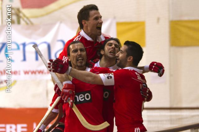 Benfica derrota Valongo