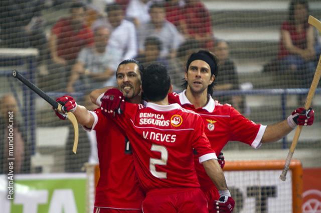 Benfica goleia Gulpilhares