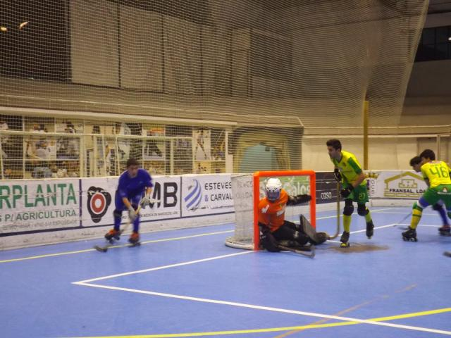 Juniores - OC Barcelos vence Juv Pacense