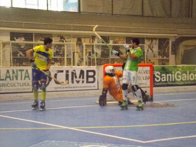 III D - OC Barcelos B vence CCD Ancorense