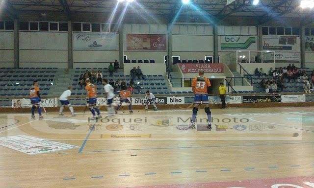 IX Torneio Jorge Coutinho - Juventude de Viana vence HC Fão e está na final