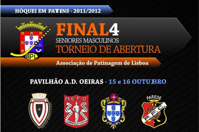 Final-Four do Torneio de abertura APL 2011/12
