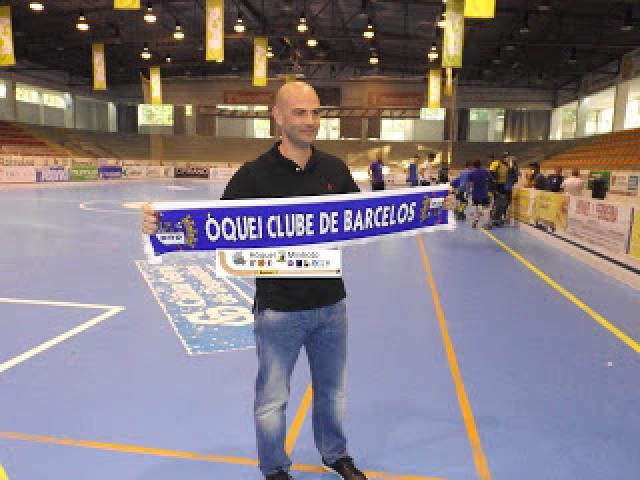 Reinaldo Ventura já mora em Barcelos