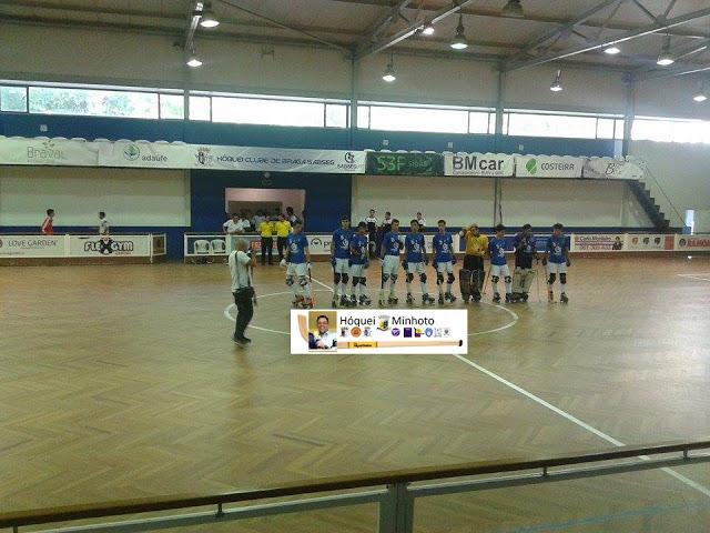 Juvenis - HC Braga embala na liderança