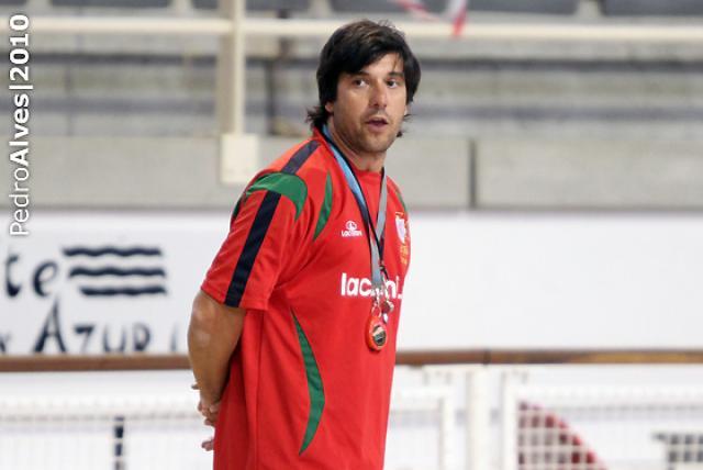 Rui Neto Anuncia Selecção para o Mundial San Juan