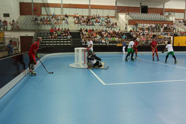 Portugal empata no segundo teste frente a AD Valongo