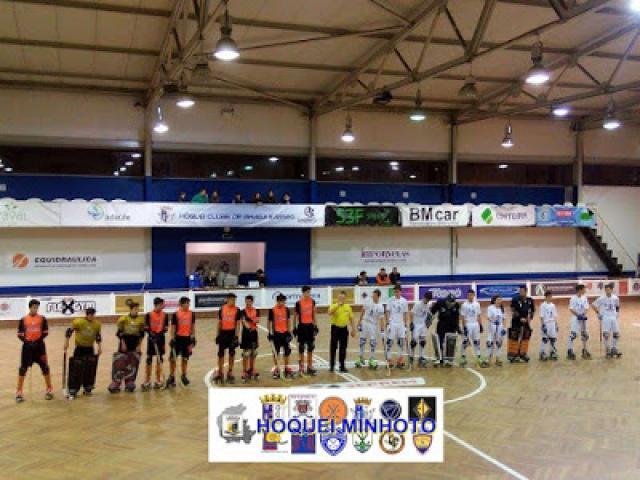 Nacional de Juvenis - HC Braga vence ADB Campo
