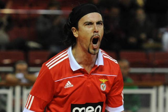 Benfica vence em Tomar