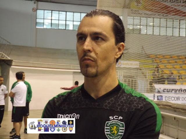 Taça Cers - Minhoto Luís Viana quer o Sporting a discutir a final