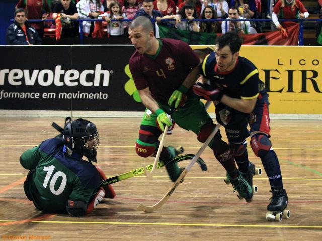 Portugal perde (primeiro) duelo ibérico