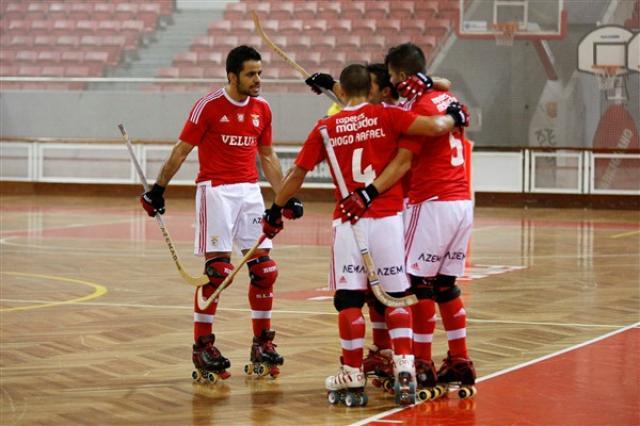 Benfica nem aqueceu