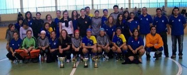 Lobinhas vencem torneio internacional «Noisy le Grand»