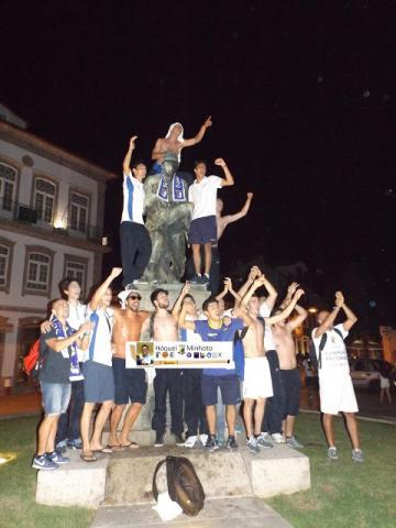 III D - OC Barcelos B sagra-se campeão nacional