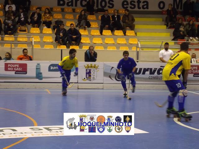 II Divisão - Barcelos B vence CD Povoa