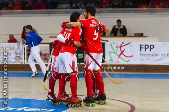Benfica vence Candelária