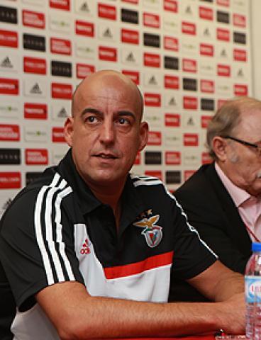 Pedro Nunes confiante num resultado positivo