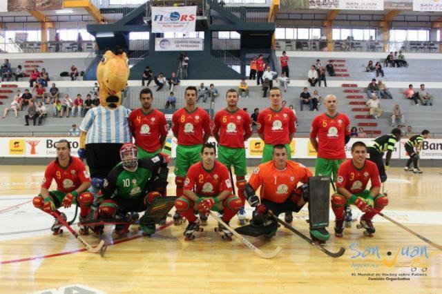 Portugal está nas meias finais do mundial 2011