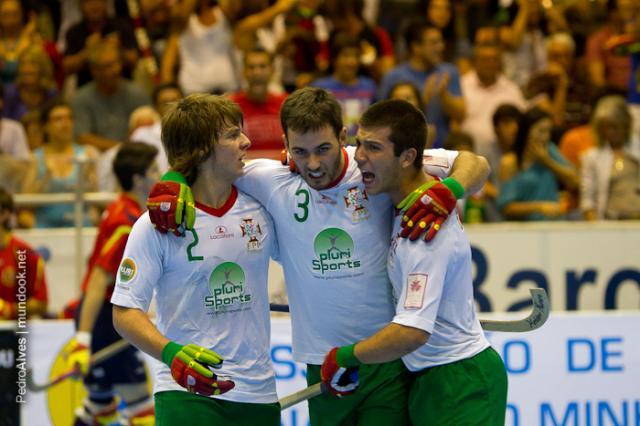 Portugal é vice-campeão do mundo