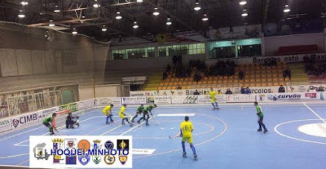 Nacional de Juvenis- OC Barcelos goleado pela AD Valongo