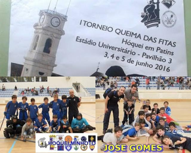 Torneio Queima das Fitas - Camadas jovens do HC Braga dignificam prova