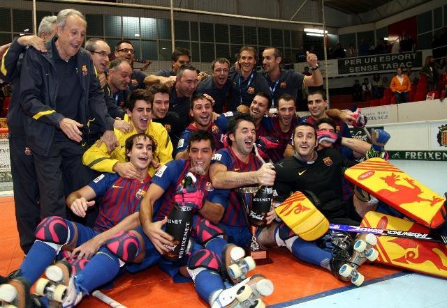 Barça vence Supercopa