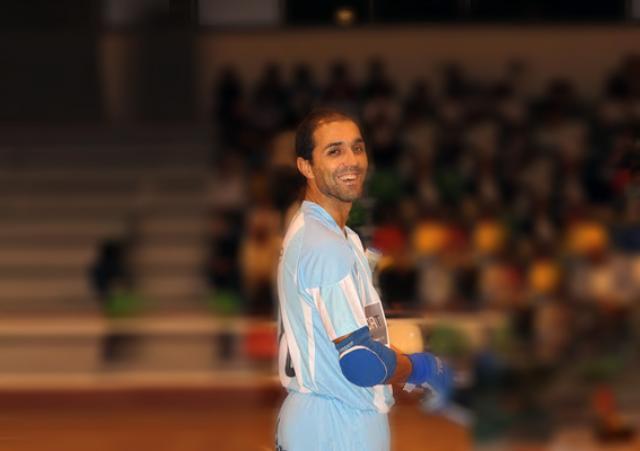 Ricardo Silva volta a casa