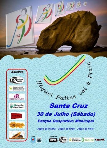 Santa Cruz acolhe mais um Torneio de Verão