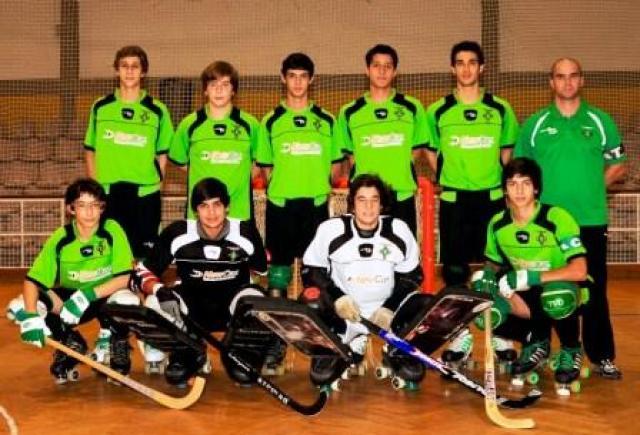 SC Tomar é campeão regional de Juvenis