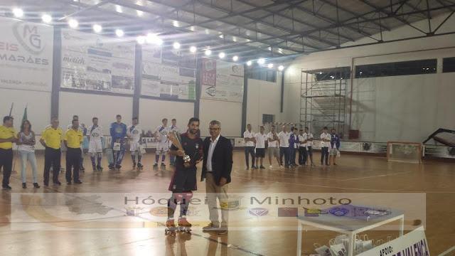 Benfica conquista II Torneio Eurocidade de Valença