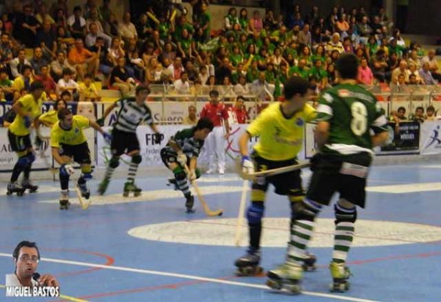 Braga e Sporting na final de juvenis