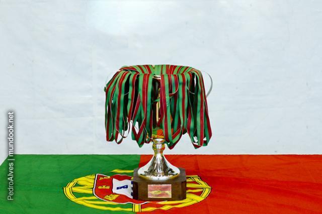 Taça de Portugal - Sorteio da 1ª eliminatória masculino e feminino