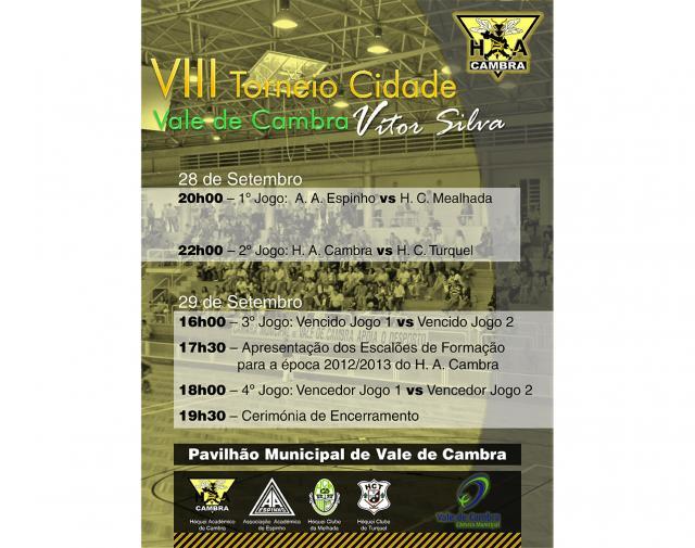 VIII Torneio Cidade de Vale de Cambra