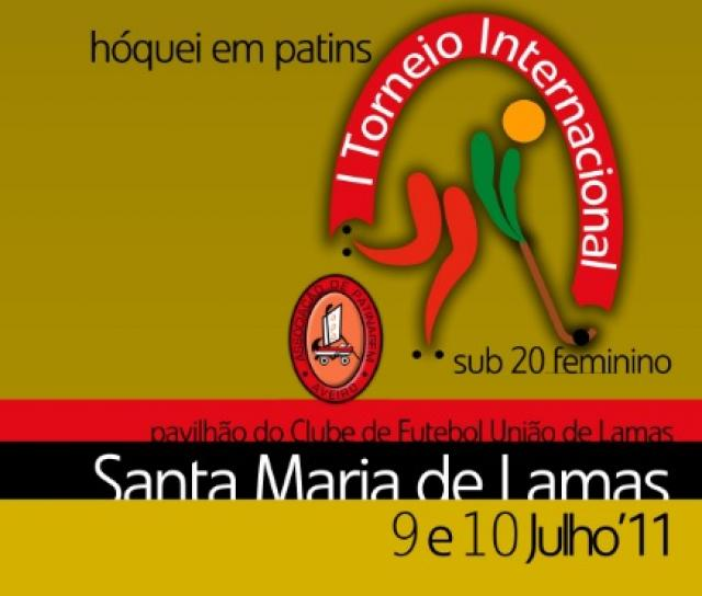 Lamas recebe Torneio Internacional Feminino